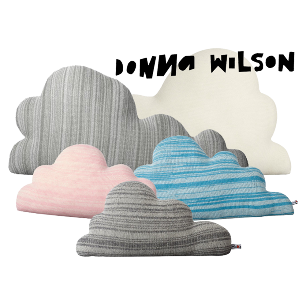Cuddly Cloud Small - Donna Wilson - Accessories - Etiquette - Etiquette Clothiers NA