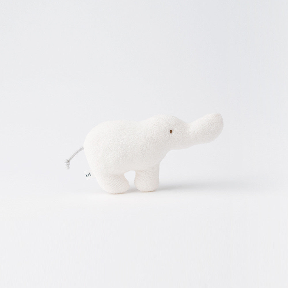 Elephant Rattle - Makie - Accessories - Etiquette - Etiquette Clothiers NA