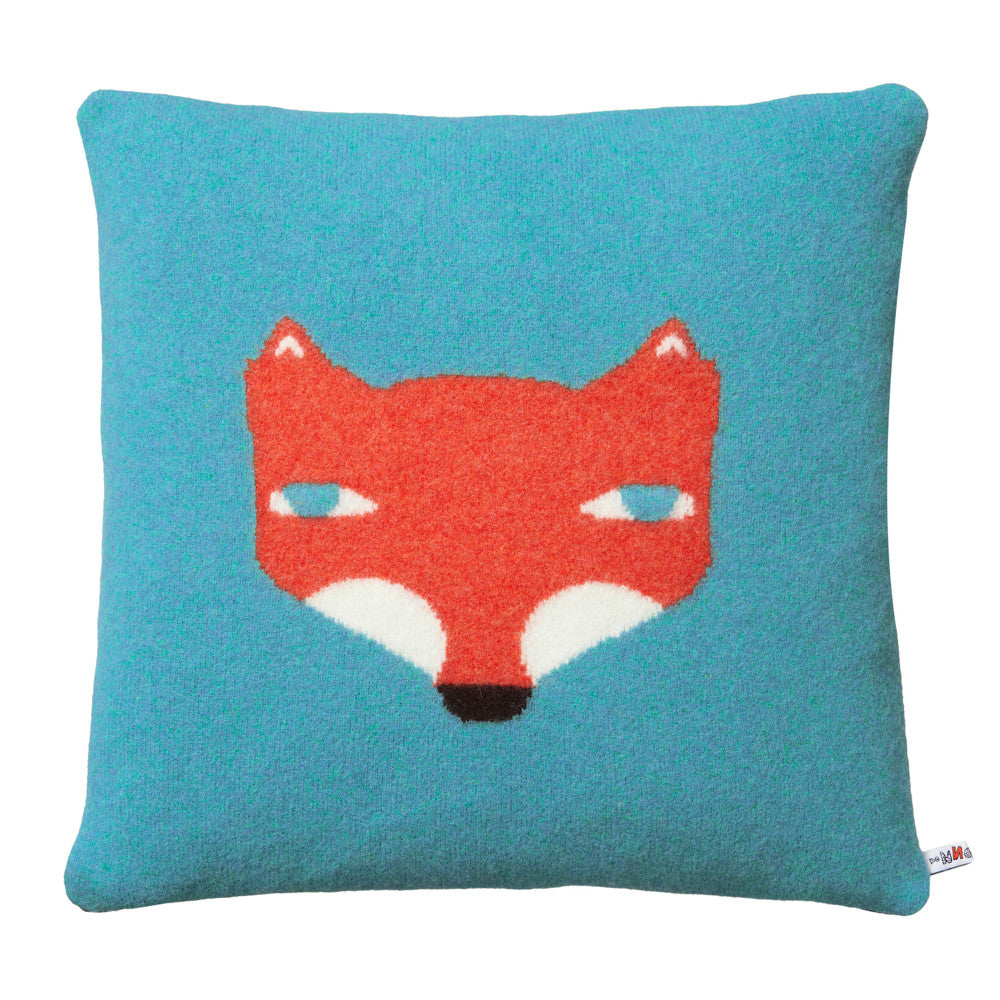 Fox Cushion - Donna Wilson - Accessories - Etiquette - Etiquette Clothiers NA