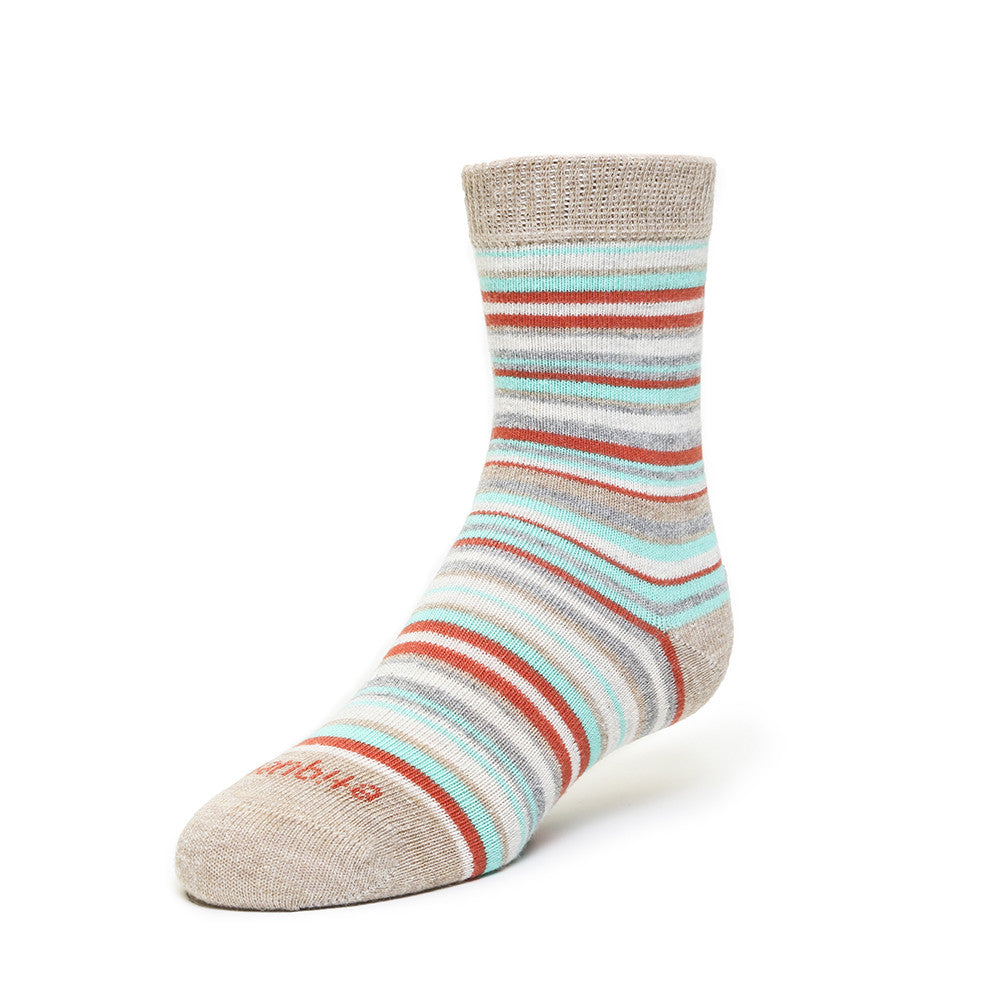 Sirpol - Heather Grey - Kids Socks - Etiquette - Etiquette Clothiers NA