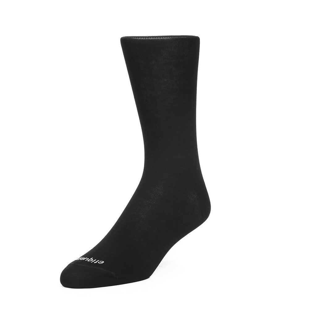 Basic Luxuries - Black - Socks - Etiquette - Etiquette Clothiers NA