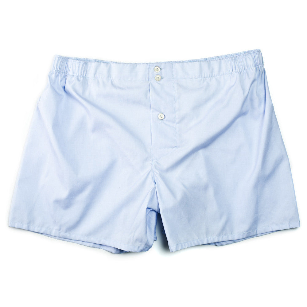 Luxury Boxer Shorts - Blue Illusion