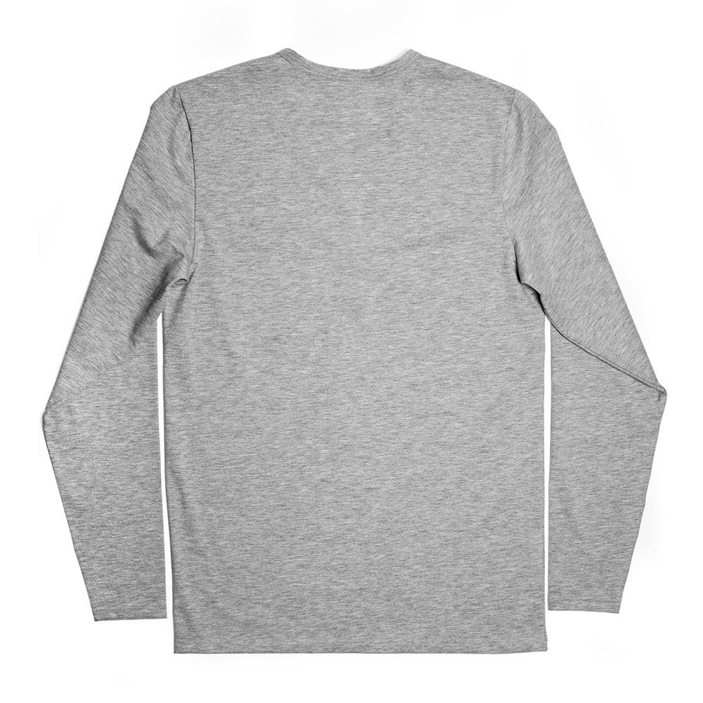 Crosby Henley - Steel Grey