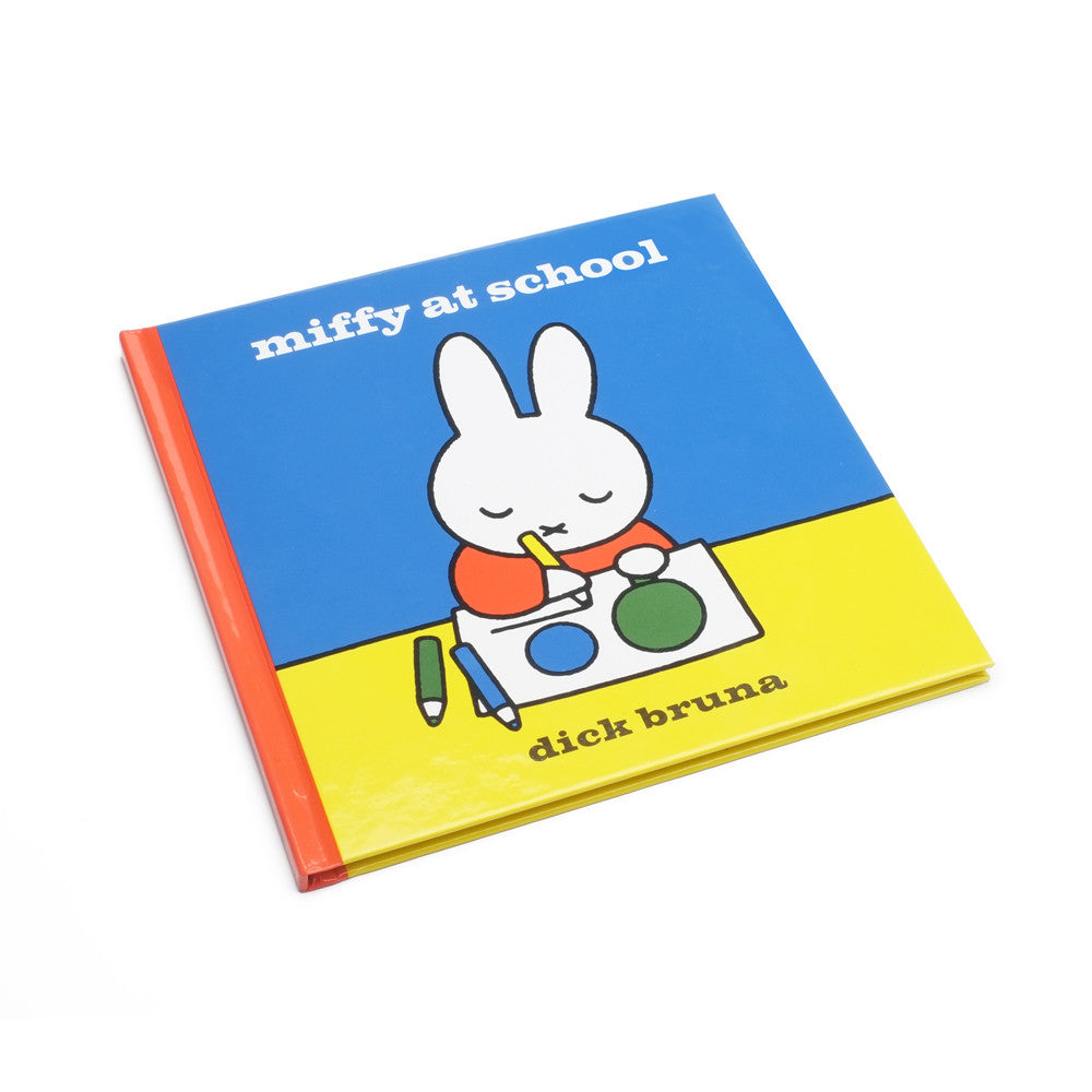 Miffy At School - Miffy Book