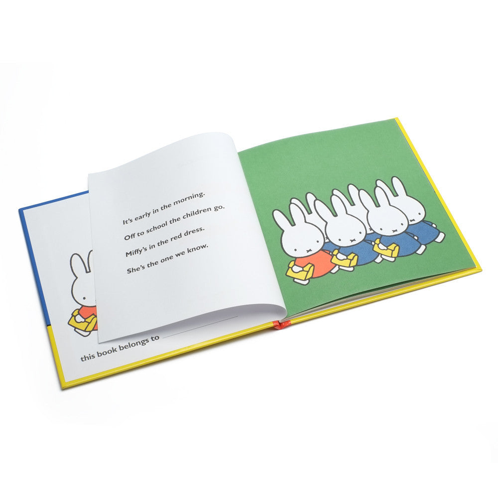 Miffy At School - Miffy Book - Miffy Club - Etiquette - Etiquette Clothiers NA