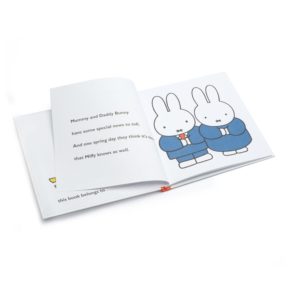 Miffy And The New Baby - Miffy Book - Miffy Club - Etiquette - Etiquette Clothiers NA