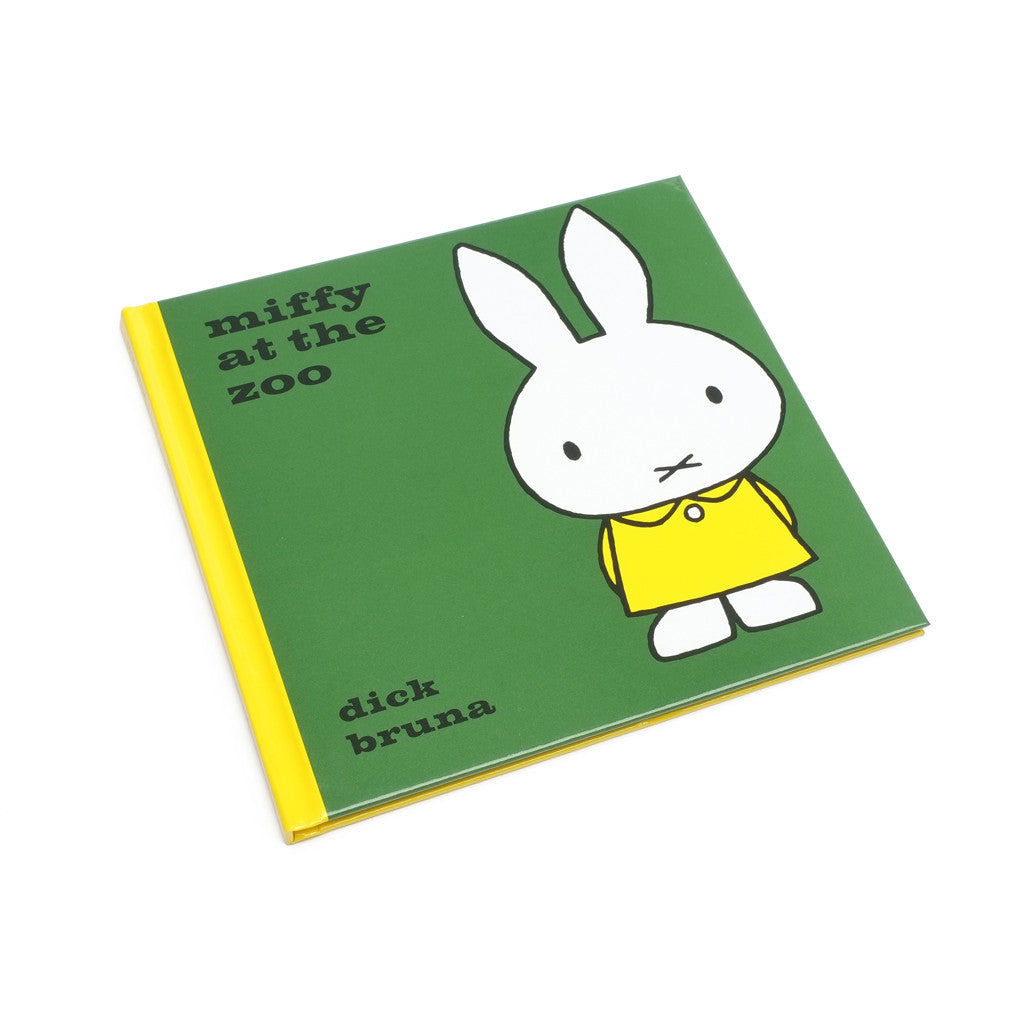 Miffy at the zoo - Miffy Book - Miffy Club - Etiquette - Etiquette Clothiers NA