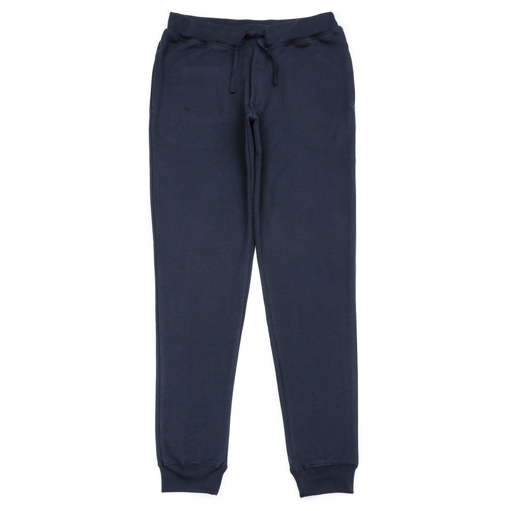 Barrow Loop Terry Sweatpants - Navy - Loungewear - Etiquette - Etiquette Clothiers NA