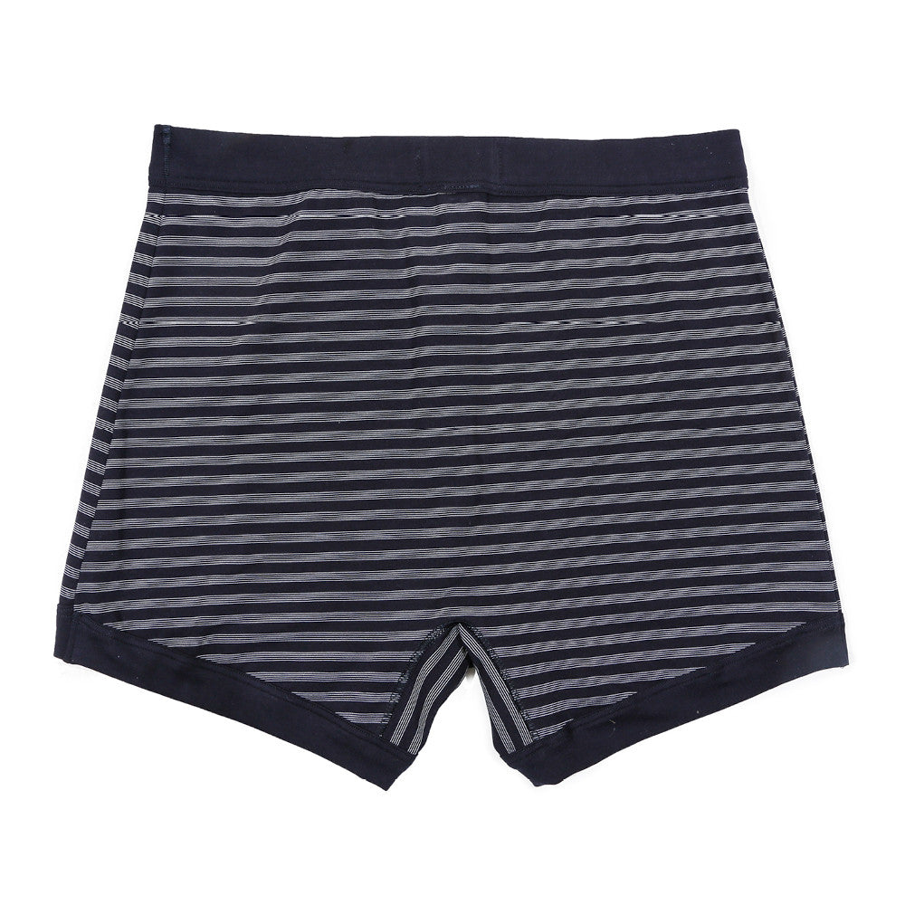 Grand Trunk - Navy/Grey Stripe - Underwear - Etiquette - Etiquette Clothiers NA