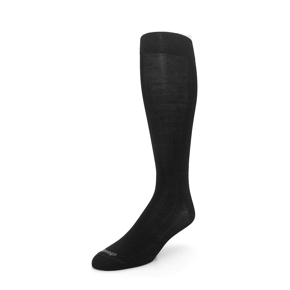 Basic Luxuries Knee High - Licorice - Socks - Etiquette - Etiquette Clothiers NA