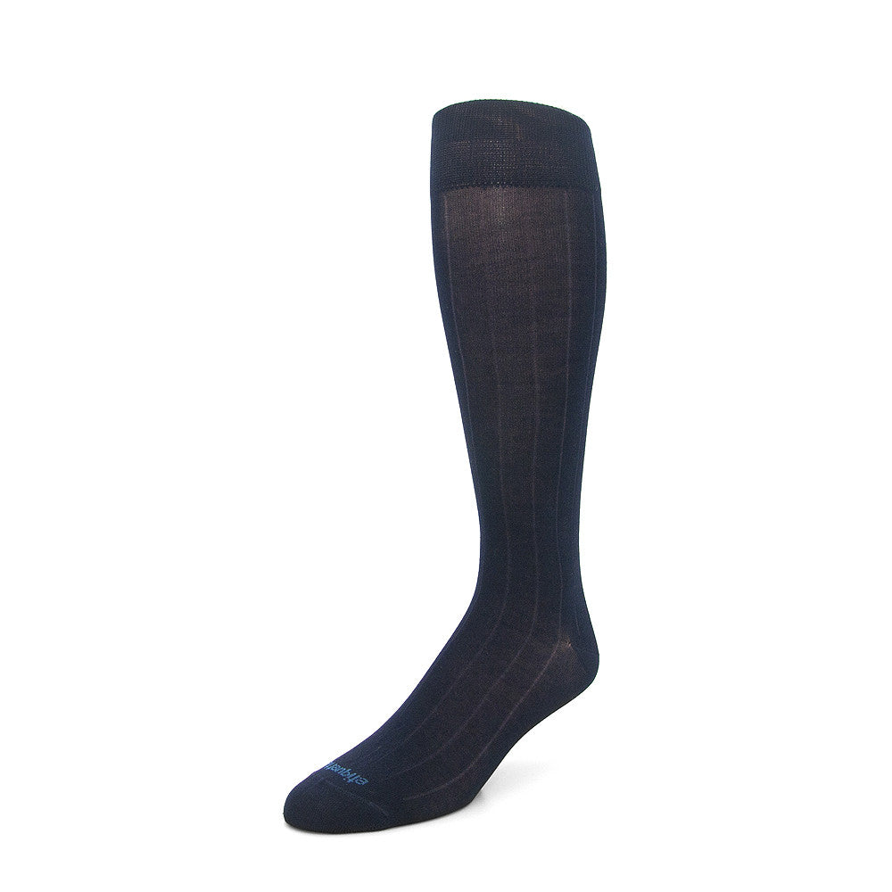 Basic Luxuries Knee High - Blue Nights - Socks - Etiquette - Etiquette Clothiers NA