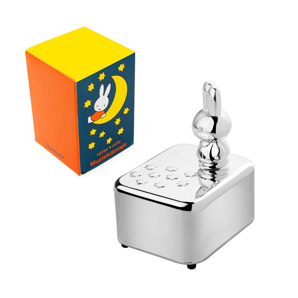 Music Box - Miffy Zilverstad - Miffy Club - Etiquette - Etiquette Clothiers NA