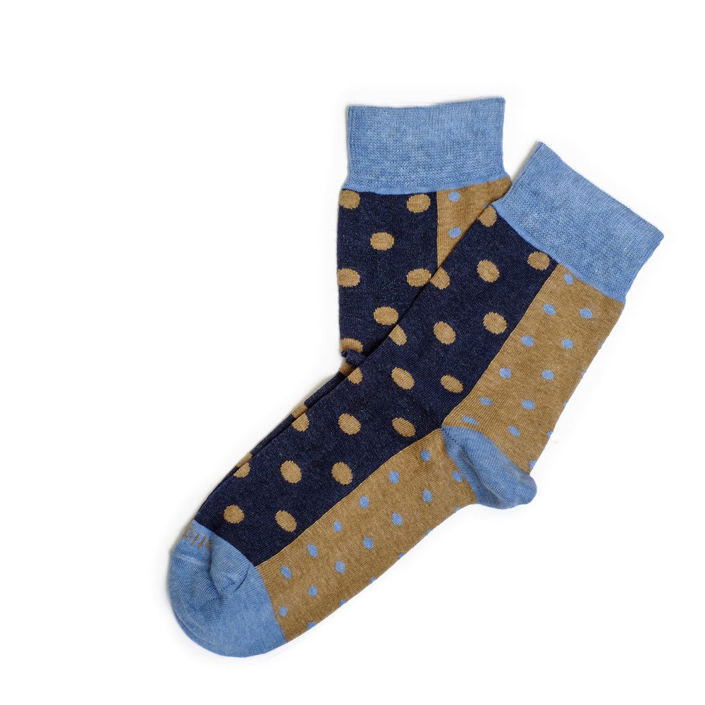 Two Faced - Multi - Socks - EtiquetteSale - Etiquette Clothiers NA