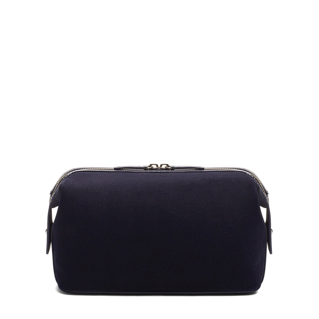 Kenyatta Dopp Kit NAVY - Want Les Essentiels de la Vie -  - global.etiquetteclothiers.com - global.etiquetteclothiers.com