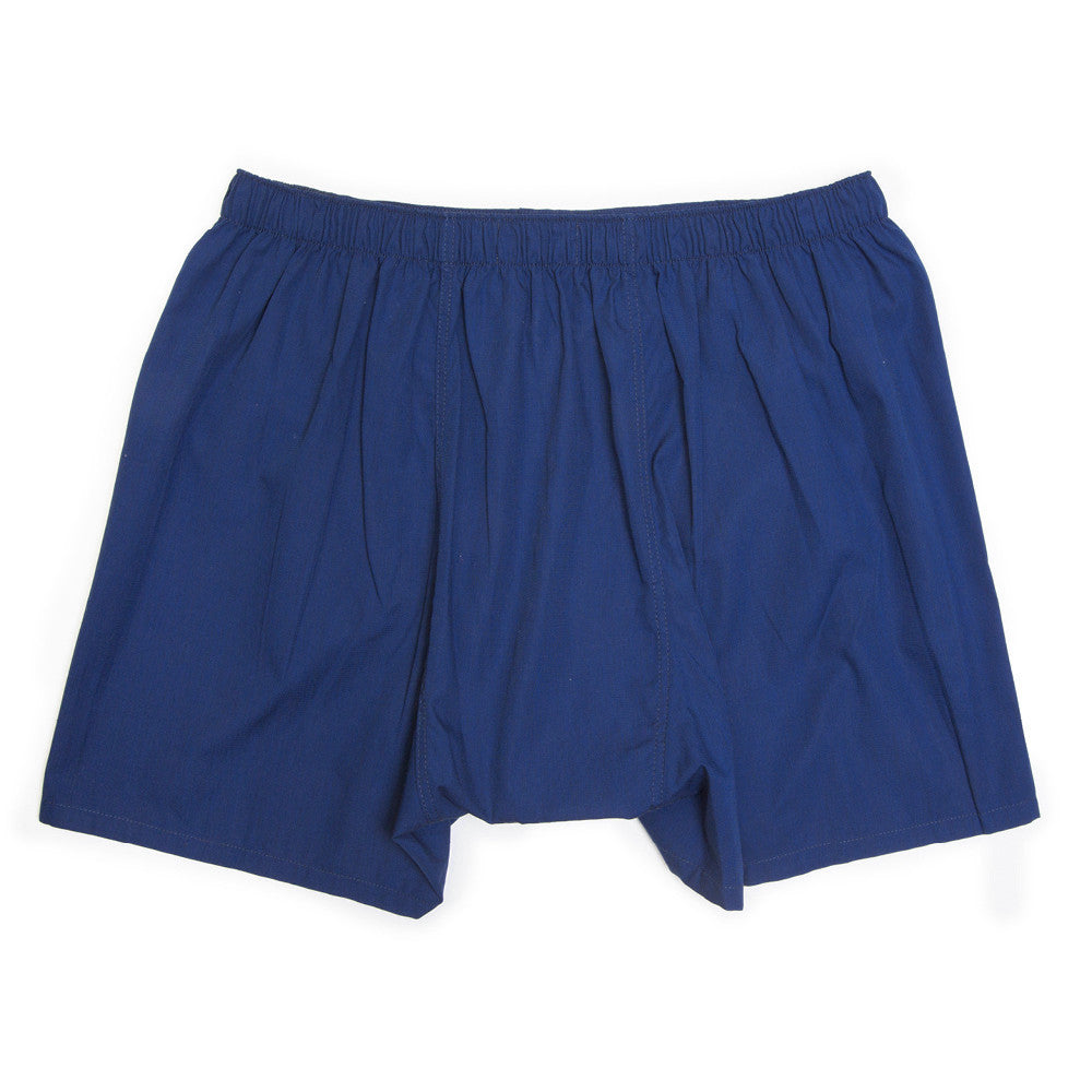 Luxury Boxer Shorts - Indigo Dye