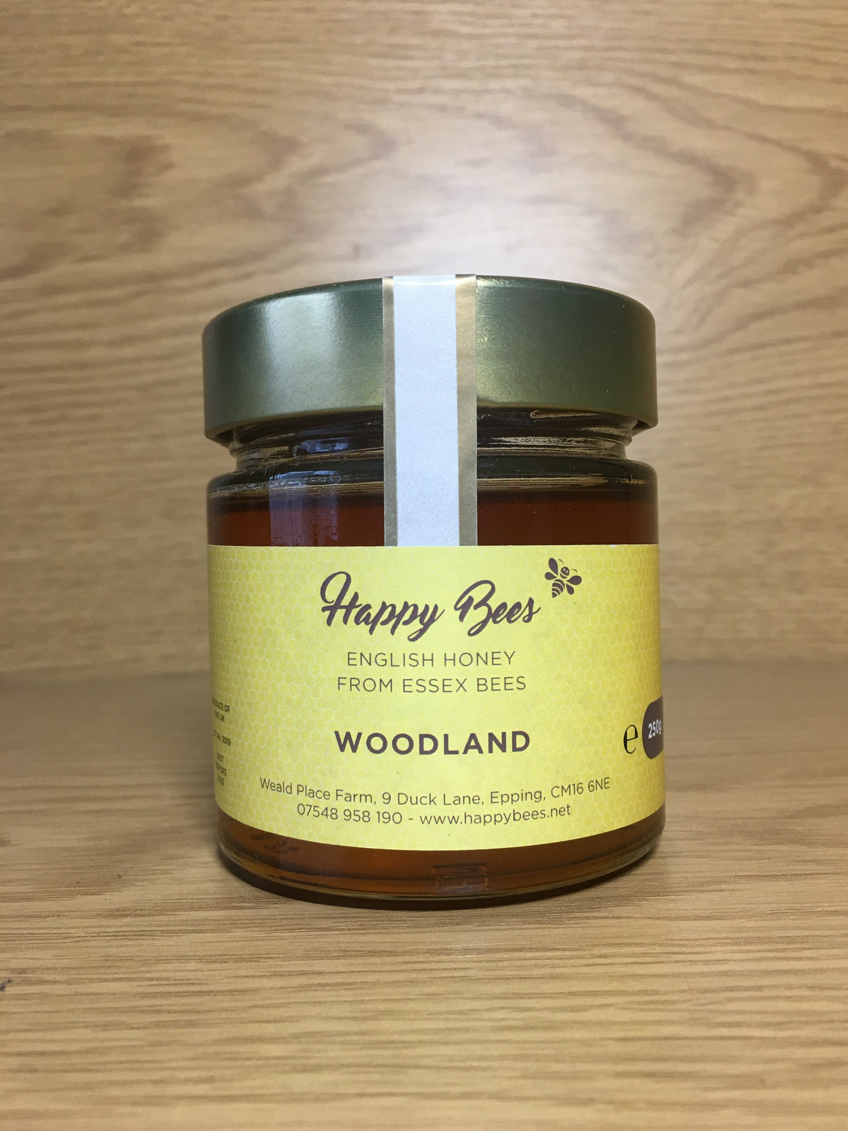 Woodland Honey