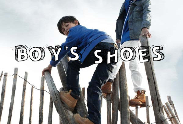 Boy's Shoes