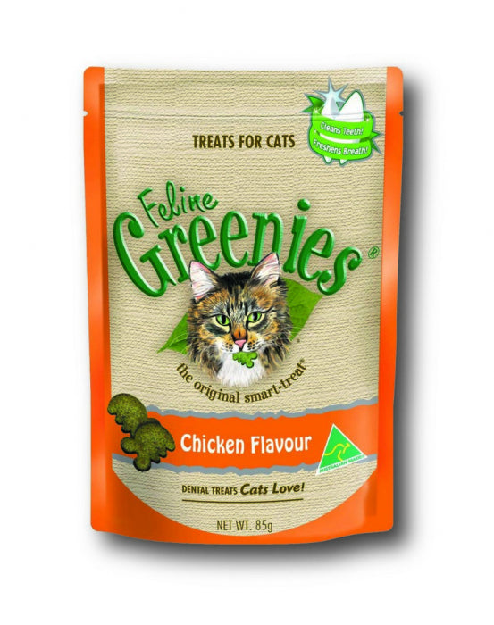 GREENIES FELINE CHICKEN