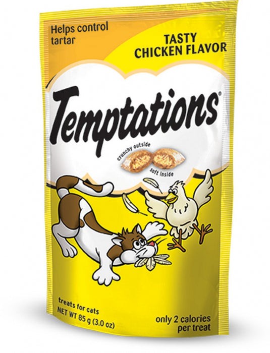 TEMPTATIONS CHICKEN & TUNA
