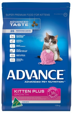 Advance Kitten Plus