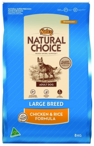 Nutro Adult Large Breed Chicken and Rice