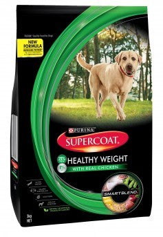 Supercoat Healthy Weight Chicken