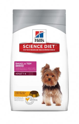 Science Diet Adult Small and Toy Breed