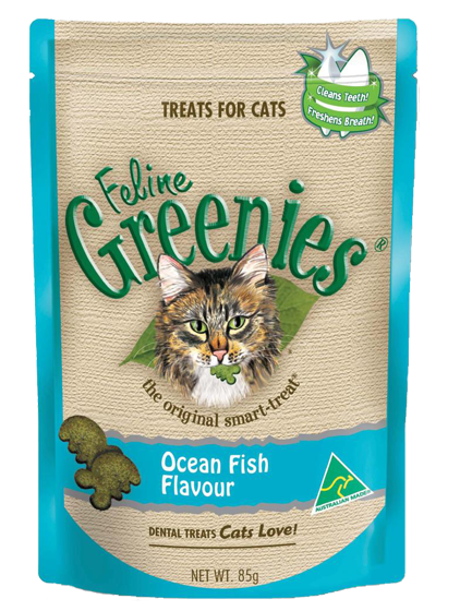 Greenies Feline Ocean