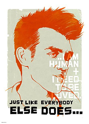 Morrisey 70x50cm Art Print - On the Wall Art Print Posters & Gifts