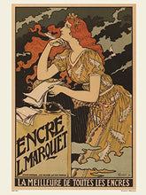 Load image into Gallery viewer, Art nouveau Poster Art Print by Grassetl' Marquet - On the Wall Art Print Posters & Gifts