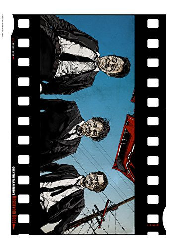 Reservoir Dogs 70x50cm Art Print Mike Winnard - On the Wall Art Print Posters & Gifts