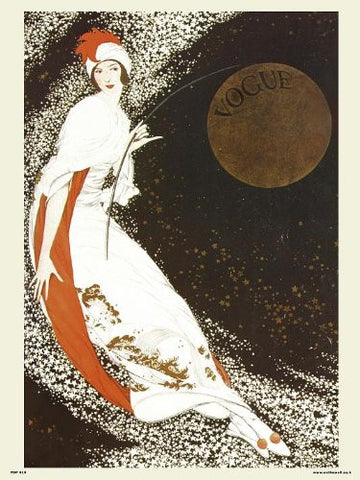 Vogue Vintage Covers Pop Art Poster Print Milky Way (PDP 019) - On the Wall Art Print Posters & Gifts