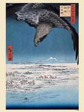 Load image into Gallery viewer, Hiroshige Japanese Poster Art Print Fukagawa Susaki (PDP 002) - On the Wall Art Print Posters & Gifts