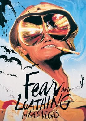 Fear and Loathing in Las Vegas - On the Wall Art Print Posters & Gifts