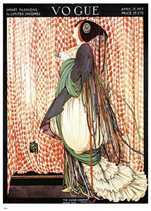 Vogue April 1915 70x50cm Art Print - On the Wall Art Print Posters & Gifts