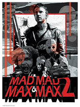 Load image into Gallery viewer, Mad Max - On the Wall Art Print Posters & Gifts
