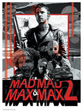 Mad Max - On the Wall Art Print Posters & Gifts