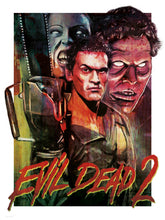 Load image into Gallery viewer, Evil Dead 2 Poster Art Print 30x40cm