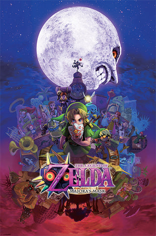 THE LEGEND OF ZELDA (MAJORA'S MASK)
