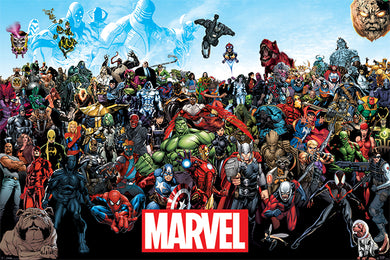 MARVEL (UNIVERSE)61x91.5cm Poster