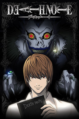 DEATH NOTE (FROM THE SHADOWS) 61x91.5cm Poster