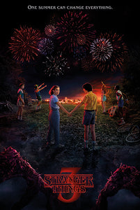 Stranger Things (One Summer) Poster 61x91.5cm