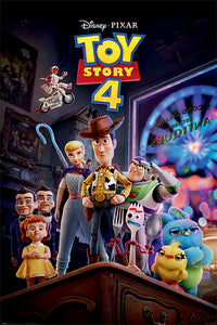 TOY STORY 4 (ANTIQUE SHOP ANARCHY) 61x91.5cm Poster