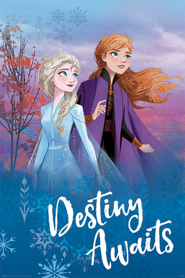 FROZEN 2 (DESTINY AWAITS) 61x91.5cm Poster