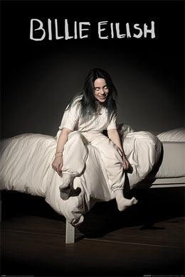 Billie Eilish (When We All Fall Asleep Where Do We Go) Poster 61x91.5cm