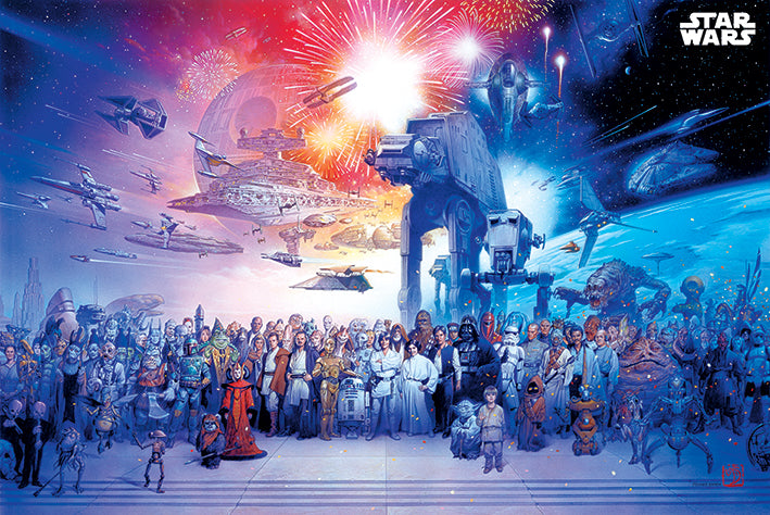 STAR WARS (UNIVERSE) 61x91.5cm Poster