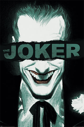 THE JOKER (PUT ON A HAPPY FACE) 61x91.5cm Poster