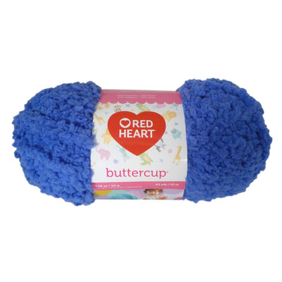 Estambre Buttercup, marca Red Heart, Madeja con 50gr