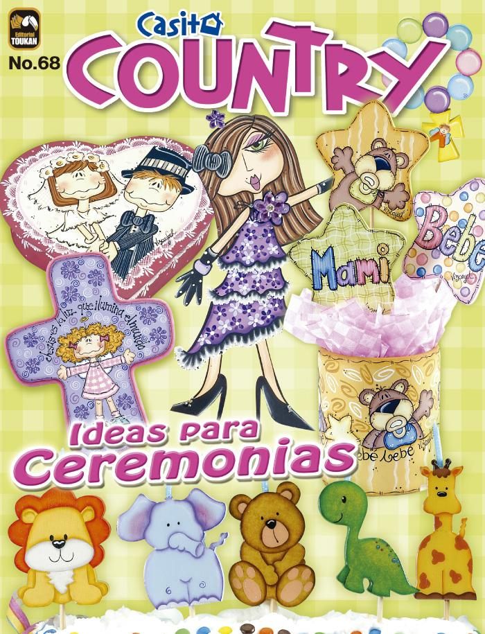Casita Country 68 - Ideas para ceremonias - Formato Digital