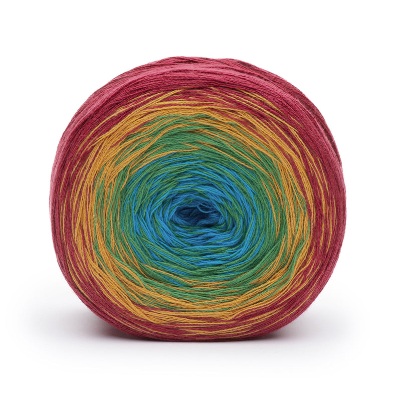 Red Heart It´s a Wrap- Rain , Madeja de 150g , 570mts.